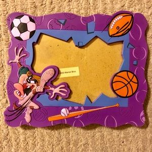 Taz picture frame